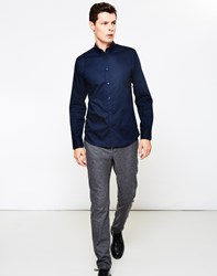Selected Mark Shirt Navy
