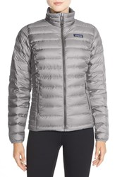 Patagonia 'S Packable Down Jacket Feather Grey