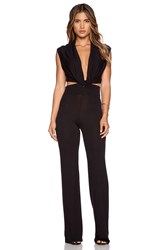 Riller And Fount Dempsey Jumpsuit Black
