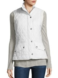 Barbour Flyweight Cavalry Quilted Gilet Cloud