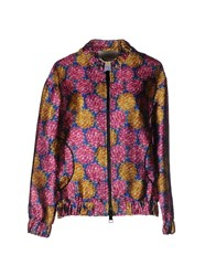 Andrea Incontri Jackets Light Purple