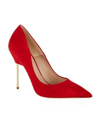 Kurt Geiger London Britton Suede Court Female