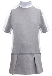 Nike Sportswear Jersey Dress Carbon Heather White Grey
