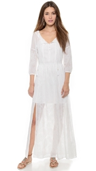 Twelfth St. By Cynthia Vincent Georgette Maxi Dress
