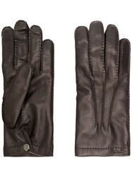 Salvatore Ferragamo Nappa Gloves 60