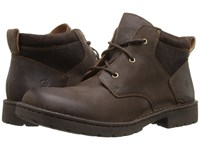 Born Fulton Clay Castagno Full Grain Leather Men's Lace Up Casual Shoes Brown