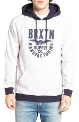 Brixton Men's Alliance Graphic Hoodie