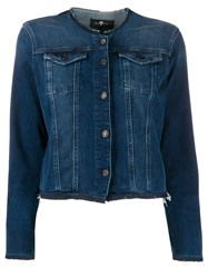 7 For All Mankind Illusion Integrity Denim Jacket 60