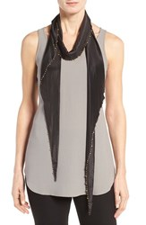 Eileen Fisher Women's Whisper Silk Beaded Scarf