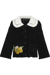 Dolce And Gabbana Casual Jackets Black