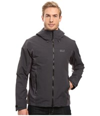 Jack Wolfskin Icy Arctic Jacket Black Men's Coat