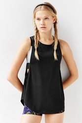 Without Walls Dri Release Strap Tank Top Black