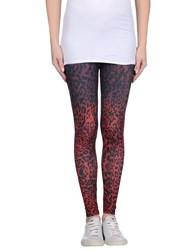 Happiness Trousers Leggings Women Deep Purple