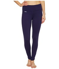 Lole Palmira Ankle Leggings Dark Spectrum Women's Casual Pants Purple