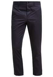 Filippa K Terry Chinos Vault Dark Blue