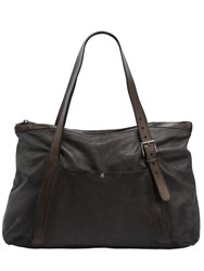 Numero 10 Leather Bag W Vintage Effect