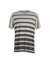 Officina 36 Topwear T Shirts Men Brick Red