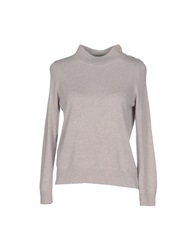 Stefanel Turtlenecks Beige