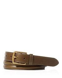 Polo Ralph Lauren Saddle Strap Belt Olive