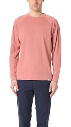 Norse Projects Vorm Mercerized Pullover Fusion Pink