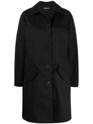 Ann Demeulemeester Single Breasted Coat 60