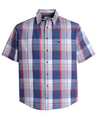Bar Harbour By Double Two Casual Shirt Navy