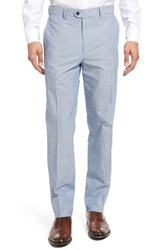 Bensol Men's Big And Tall Cape Cod Trousers Blue