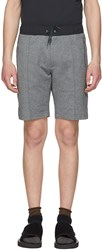 Nanamica Grey Light Sweat Shorts