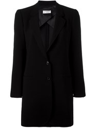 Alberto Biani Single Breasted Blazer Black