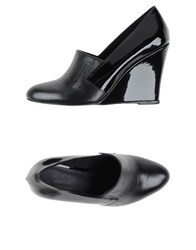 Armani Collezioni Footwear Courts Women Black