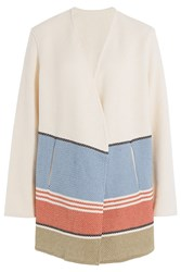 Closed Cotton Cardigan Beige
