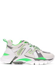 Ash Panelled Chunky Sneakers 60