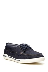 Kenneth Cole Reaction News Anchor Boat Sneaker No Color