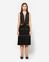 Delfi Collective Anita Dress Black
