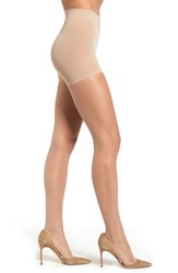 Hanes Plus Size Women's Perfect Nudes Pantyhose Transparent Nude