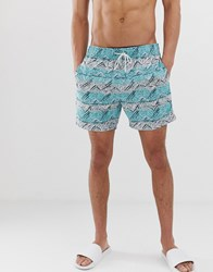 Billabong Sunday Pigment Lb Board Shorts In Blue
