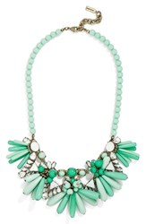 Baublebar Women's 'Greta' Bib Necklace Turquoise