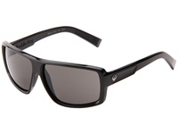 Dragon Alliance Double Dos Jet Grey Sport Sunglasses Black