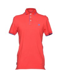 Ciesse Piumini Polo Shirts Red
