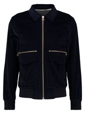 Uniforms For The Dedicated Presley Summer Jacket Dark Navy Dark Blue