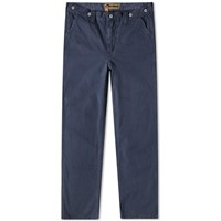 Nigel Cabourn X Lybro Military Pant Blue