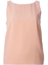 Red Valentino Bow Tank Top