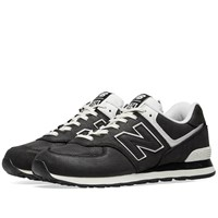 Junya Watanabe Man Eye X New Balance M574 Black