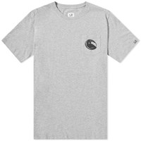 C.P. Company Lens Pocket Tee Grey