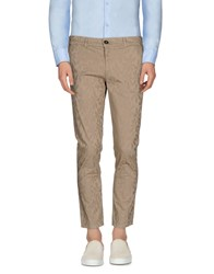 Monocrom Trousers Casual Trousers Men Khaki