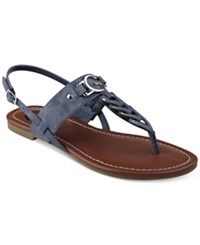G By Guess Liberty T Strap Sandals Women's Shoes Mblll