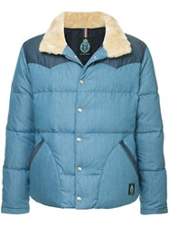 Guild Prime Padded Jacket Blue