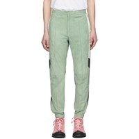 Yves Salomon Green Army Sport Trousers