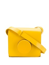 Christophe Lemaire Small Camera Bag Yellow