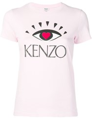 Kenzo Pink Graphic T